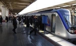 جابجایی روزانه سه میلیون مسافر، رکورد تازه مترو