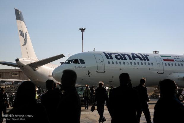 ورود دومین هواپیمای  ایرباس مدل A۳۳۰-۲۰۰  به ایران
