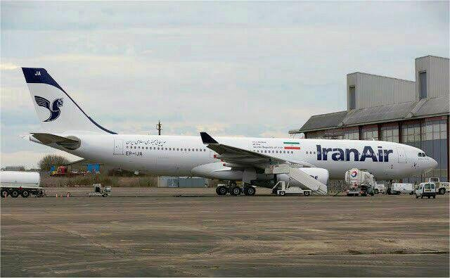 قائم مقام وزیر راه:  ۴ فروند هواپیمای ای تی آر این هفته تحویل ایران ایر می شود