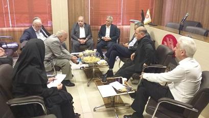 در کمیته حمل و نقل خانه معدن ایران مطرح شد
