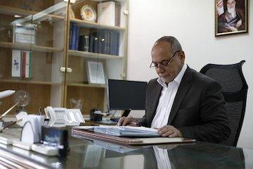 تبریک مدیرعامل ایران ایر به مناسبت روز مجلس