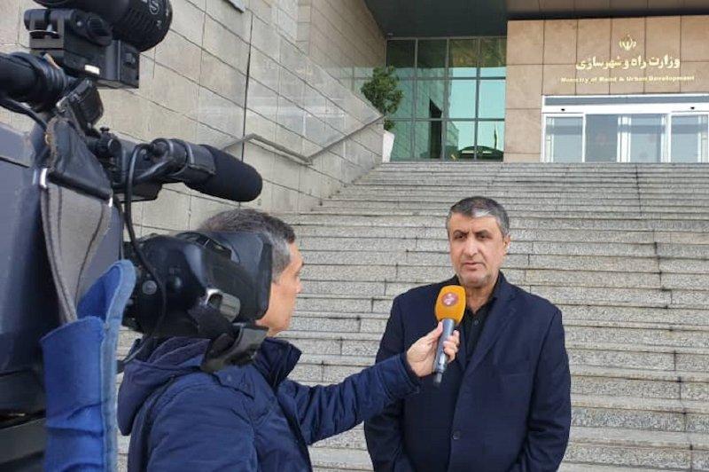 وزیر راه و شهرسازی: شهادت سردار سلیمانی نشان از پیروزی انقلاب است
