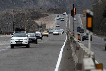 اطلاعیه مرکز مدیریت راه های کشور: ۹۹ افزایش ۴ درصدی تردد نسبت به روز قبل