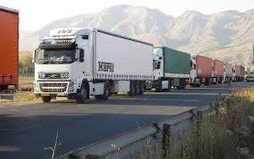 لغو محدودیت های تردد از ازبکستان برای کامیون های ایرانی
