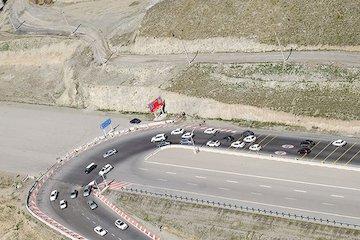 اطلاعیه مرکز مدیریت راههای کشور مورخ ۱۶ اردیبهشت ۹۹: افزایش ۰.۲ درصد تردد در محورهای برونشهری
