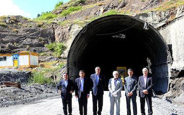 رئیس سازمان برنامه و بودجه ابلاغ کرد: تخصیص ۴۵۰ میلیارد تومان برای احداث فاز ۲ آزادراه تهران – شمال