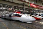 سریع ترین قطار باری با سرعت ۳۵۰ کیلومتر در ساعت در جهان