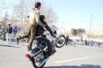 ۴۶درصد از متوفیان تصادفات، راکبان موتورسیکلت هستند