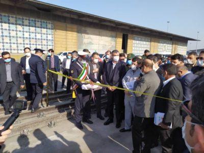 بزرگترین ظرفیتهای انبار غلات کشور در بندر امام خمینی(ره)
