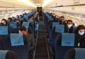 تقاضای حذف محدودیت ۶۰ درصد مسافر در پروازها