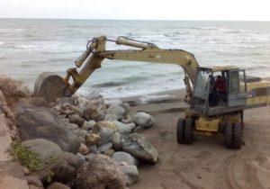 برخورد با ۱۷۷ مورد ساخت و ساز غیرمجاز در مناطق ساحلی