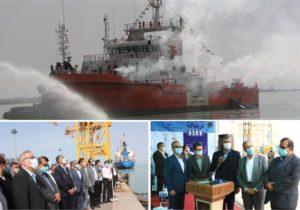 بهرهبرداری از چندین پروژه توسعهای دریایی و بندری در بوشهر