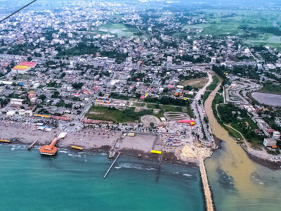 ضرورت مجوزهای قانونی برای ساخت جزیره مصنوعی در ساحل نوشهر
