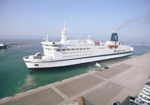 یک میلیون و ۴۰۰ هزار مسافر و گردشگر دریایی در نوروز ۱۴۰۰