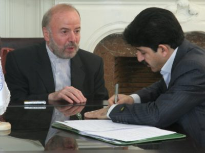 خاطرات تلخ و شیرینی از مهندس نژاد حسینیان