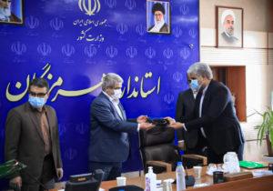 پدیدآوران امید پارس، شرکت برگزیده در حوزه اشتغالزایی