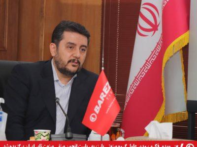مهدی فکری، مدیر عامل گروه صنعتی بارز، رئیس انجمن صنفی صنعت تایر ایران شد
