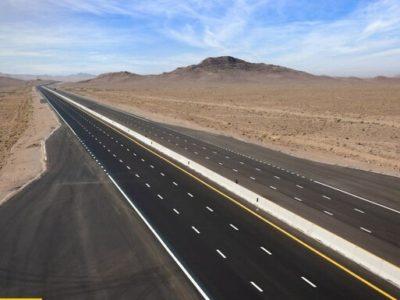 افتتاح باقیمانده آزادراه شرق اصفهان؛ کاهش ۱۵ درصدی سوانح و تلفات جادهای