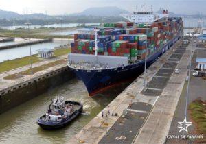 افزایش ترانزیت کشتیها از کانال پاناما