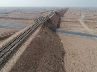 اتمام ریلگذاری ۱۹۹ کیلومتر راهآهن
