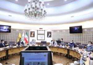 بازدید مدیرعامل صندوق کارآفرینی امید از شرکت بهرهبرداری متروی تهران و حومه