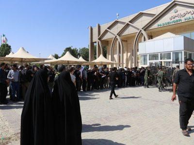 استقرار ۴۰۰ دستگاه اتوبوس برون شهری از فردا در مرز مهران