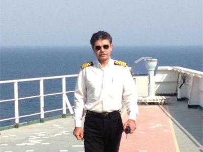فرمانده نفتکش از تلخ و شیرین دریانوردی میگوید